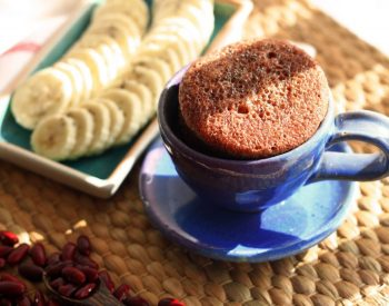 U.S. Red Kidney Bean 5-Minute Mug Cake