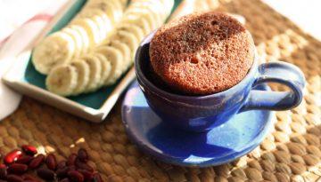 U.S. Red Kidney Bean 5-minute mug cake