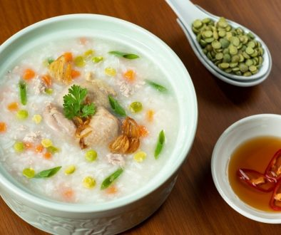 u.s green split peas porridge with dove or quail