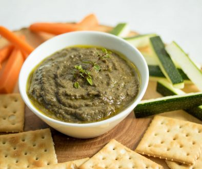 U.S. Lentil and Olive Tapenade